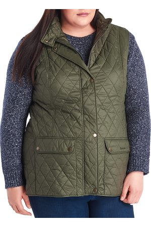 adidas Women Gilets - Plus Otterburn Quilted Gilet