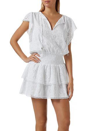 adidas Keri Eyelet Cover-Up Dress