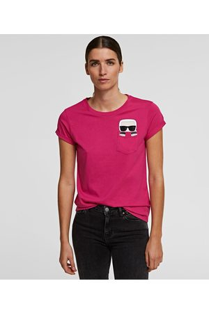 adidas Women T-shirts - K/IKONIK POCKET T-SHIRT