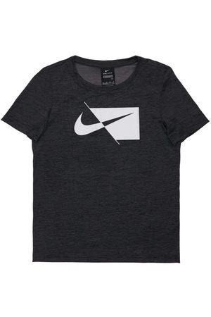 adidas Logo Print Tech T-shirt