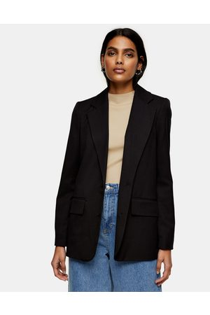 adidas Single breasted suit blazer in