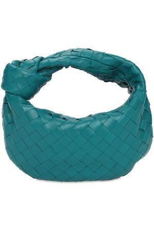 adidas Mini Bv Jodie Intrecciato Leather Bag