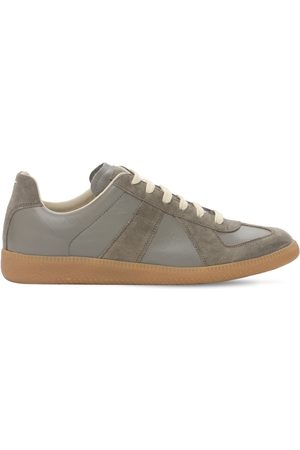 adidas Women Sneakers - 20mm Replica Leather & Suede Sneakers