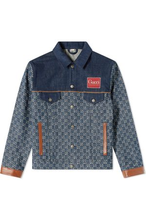 adidas Men Denim Jackets - GG Denim Jacket
