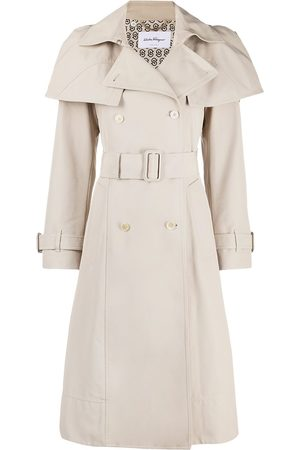 adidas Belted trench coat - Neutrals