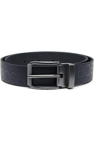 HUGO BOSS Boys Belts - Embossed logo belt