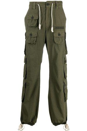 adidas Cotton cargo trousers