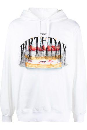 adidas Graphic-print hoodie