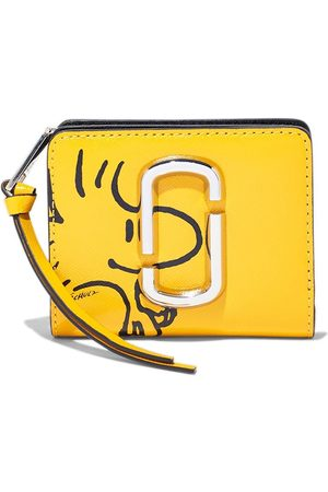 Marc Jacobs Women Wallets - Mini The Snapshot Peanuts compact wallet