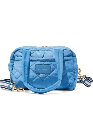 Marc Jacobs Small quilted weekender bag