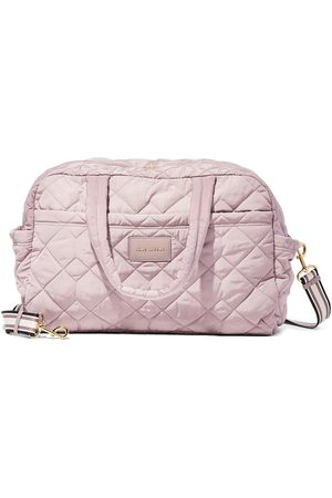 Marc Jacobs Women Travel Bags - Large quilted weekender bag