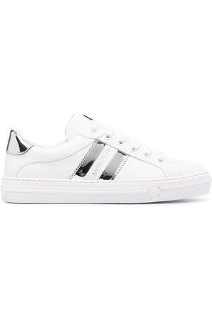 adidas Contrast-heel low-top sneakers