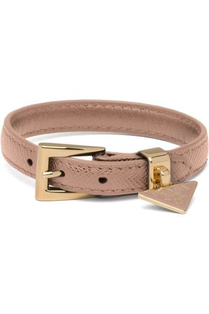 adidas Triangle logo buckled bracelet
