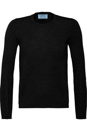 adidas Knitted cashmere-silk jumper