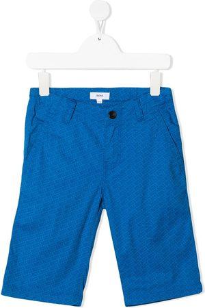 adidas Logo-printed Bermuda shorts