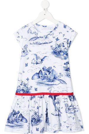 adidas Dumbo print dress