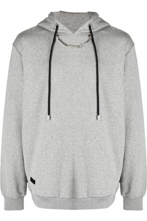 adidas Chain-link hoodie - Grey