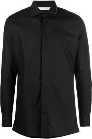 1017 ALYX 9SM Logo-embellished spread collar shirt