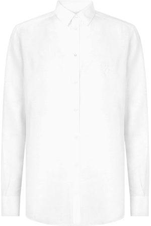 adidas Linen button-up shirt