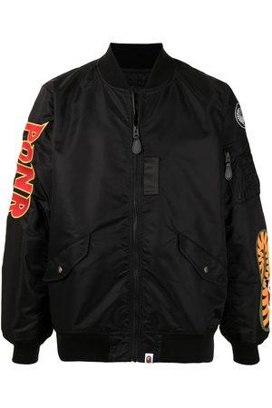 adidas Shark MA-1 lightweight bomber jacket