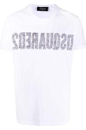 adidas Reverse logo-print T-shirt