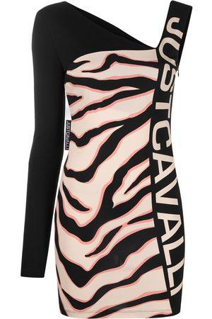 adidas One-shoulder bodycon dress
