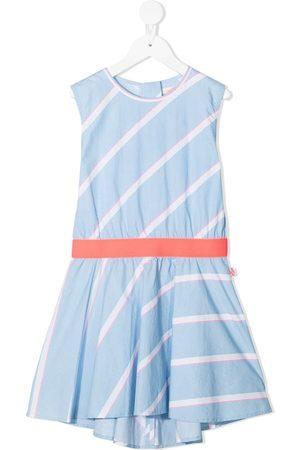 Billieblush Sleeveless striped print dress