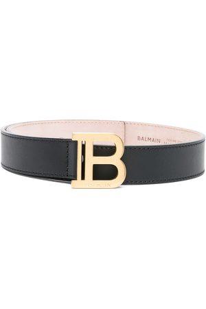 adidas B logo buckle belt