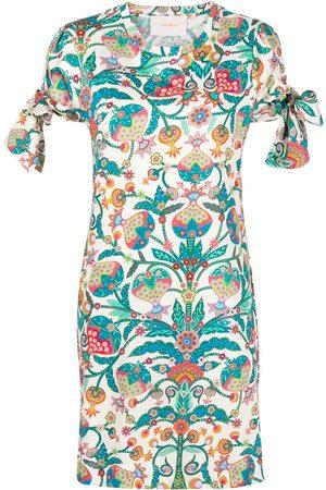adidas Tree of Life print dress - Neutrals
