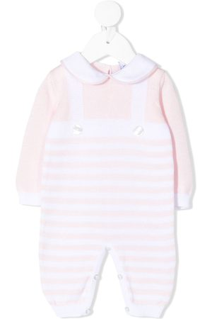 SIOLA Baby Rompers - Striped knitted romper