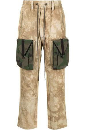 adidas Zipoff cargo trousers