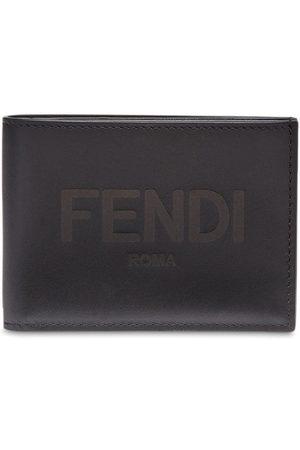 adidas Raised-logo bi-fold wallet