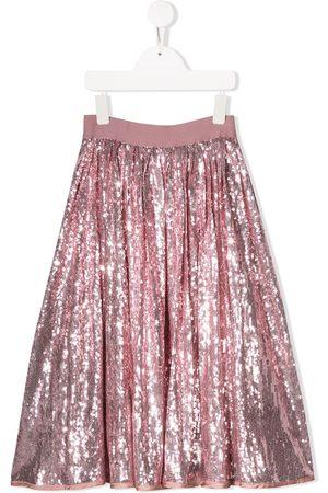 adidas Embellished flared skirt