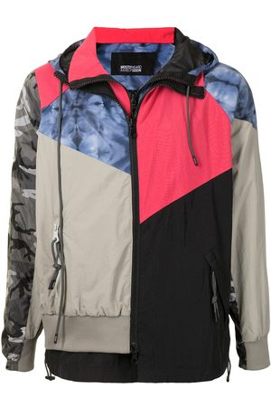 adidas Every Which Way patchwork track jacket - Multicolour