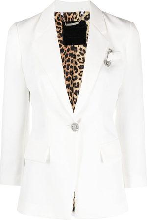 adidas Decorative-pin blazer