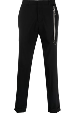 adidas Alderbaran chain-trim trousers