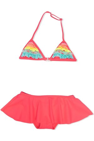 adidas Ruffle bikini set