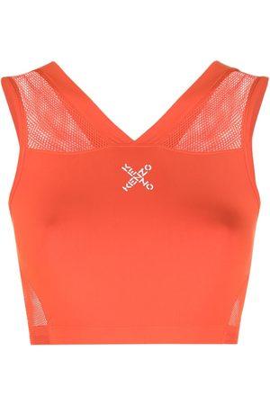 adidas Logo-print sports bra