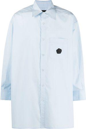 adidas Oversized button-up shirt