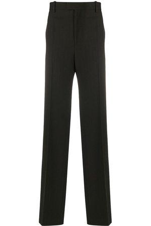 adidas Tailored straight-leg wool trousers