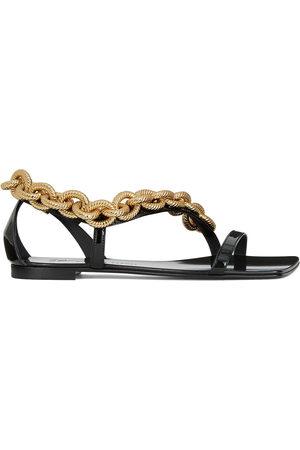 adidas Agata chain-trimmed sandals
