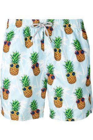 adidas Summer pineapple swimming shorts