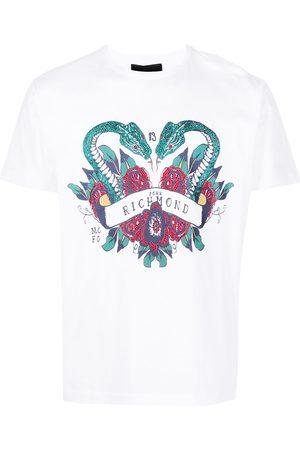 adidas Rhinestone-embellished logo T-shirt