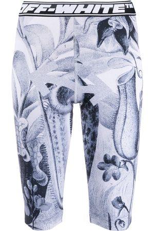 adidas Printed compression shorts