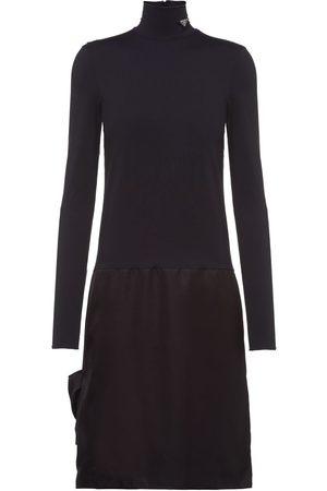 adidas Re-Nylon high neck dress