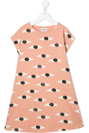 adidas Evil eye print organic cotton dress