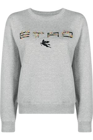 adidas Logo-print sweatshirt - Grey