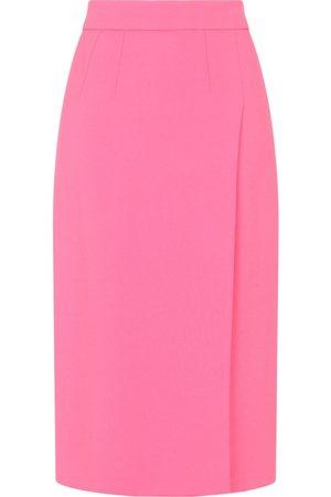 adidas High-waist midi skirt