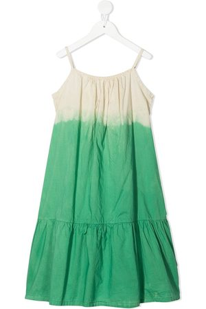adidas Tie-dye tiered dress