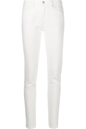 adidas Mid-rise skinny jeans